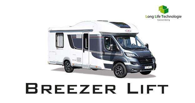 LMC Breezer Lift H 607 G Aussenansicht