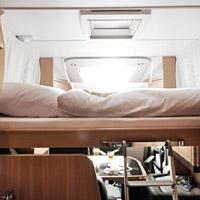 LMC Breezer Lift H 607 G Bett